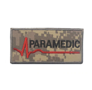 Paramedic ACU Patch 2x4""