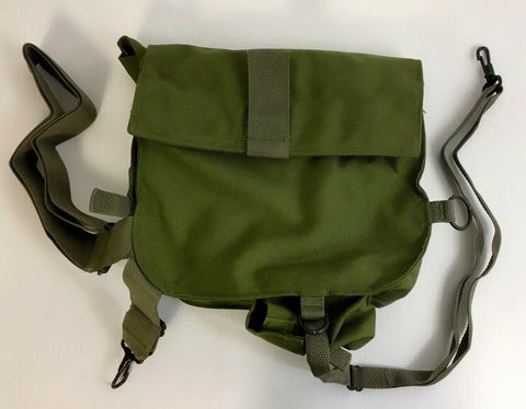 GI Gas Mask Carrier Bag Assembly / Case M42 / MCU2P OD Green Brand New