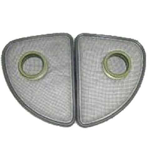 US M17 Gas Mask Filter Pair