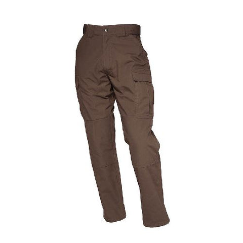5.11 Tactical Ripstop Tdu Pants Color Brown Regular Length Choice of Waist Size