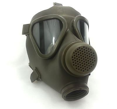 New German Army Drager M65 Gas Mask and NATO 40mm Filter - Military Surplus