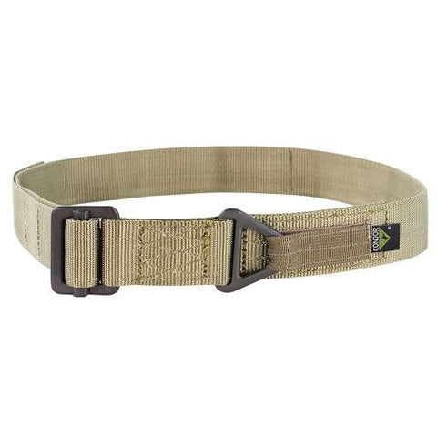 Condor Riggers Belt Tan Size: Medium