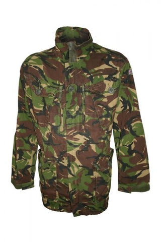 British Army DPM Camo Field Jacket