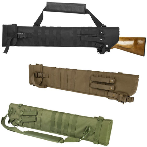 Vism By Ncstar Tactical Shotgun Scabbard - Choice of Colors