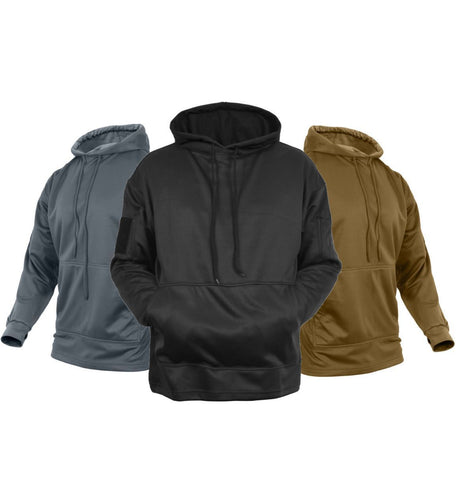 Rothco Concealed Carry Hoodie - Choice of Size & Color