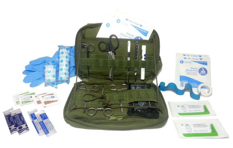 Military Elite Large Surgical Kit
