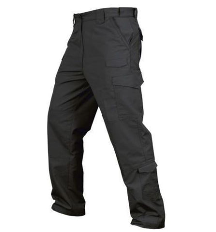 Condor Sentinel Military Style Tactical Cargo Pants - Black