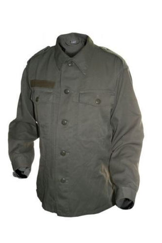 New Austrian Army Heavyweight BDU Shirt