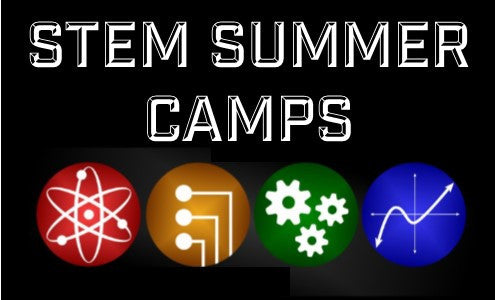 2017 STEM Summer Camps - Gadgets and Gizmos (July 31- August 4)