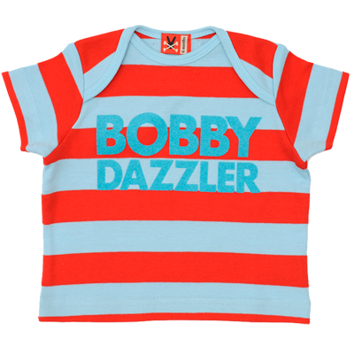 Bobby Dazzler - Classic Red & Classic Blue