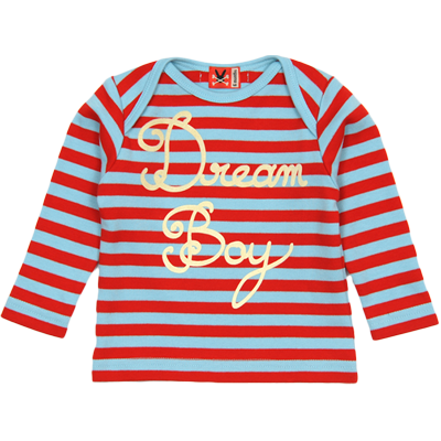 Dream Boy- Classic Red & Blue Stripe