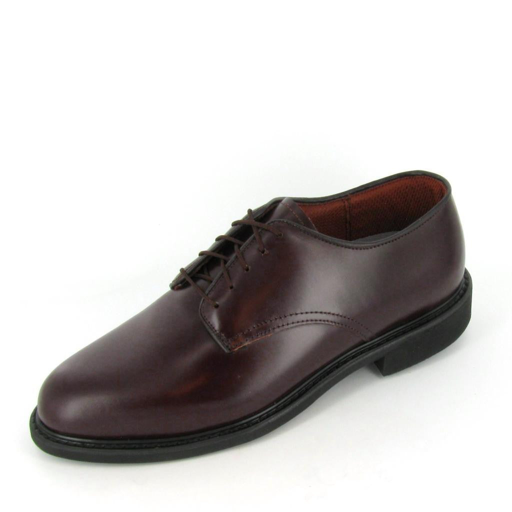 BEDFORD - 1301-832-OVERSIZE, Burgundy Leather  WELT Oxford