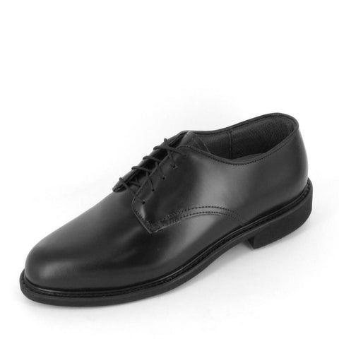 BEDFORD - 1301-881*-OVERSIZE -  Black Leather WELT Oxford