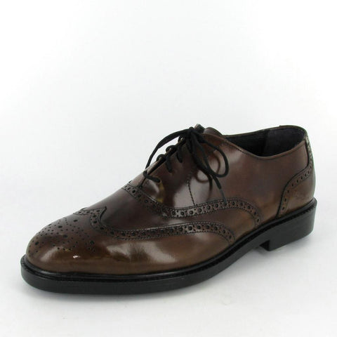 BRISTOL - 1006-860-OVERSIZE - Brown Leather