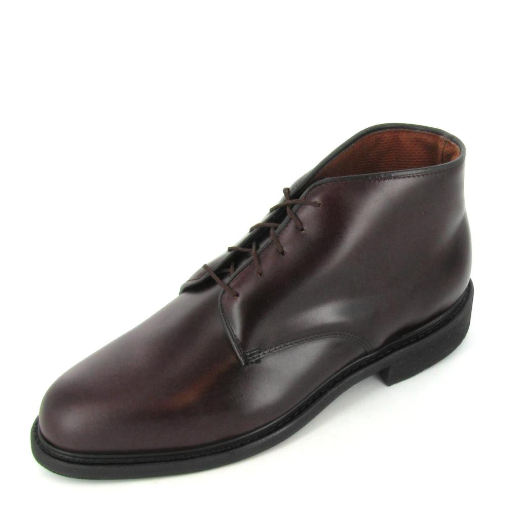 CHATHAM - 1302-832, Burgundy Leather Welt Chukka Boot