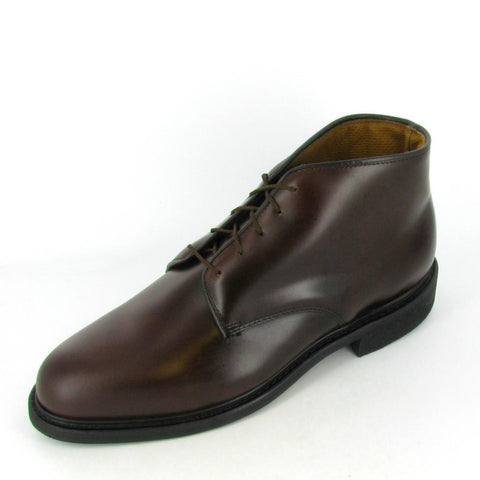 CHATHAM - 1302-860-OVERSIZE - Brown Leather Welt Chukka Boot