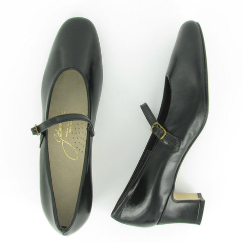 CHER - Black Leather 6300-181