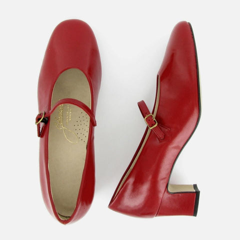 CHER - Red Leather 6300-131