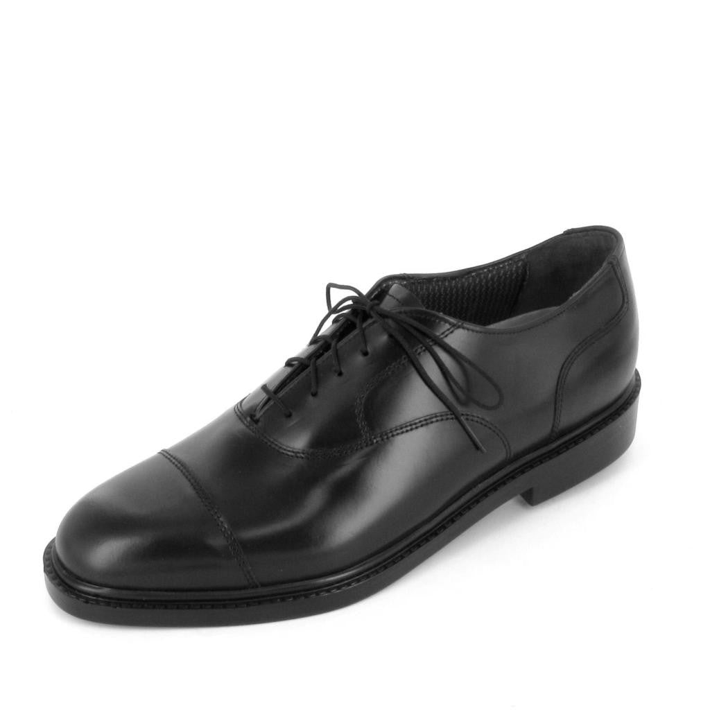 FAIRFAX - 1009-881, Black Leather