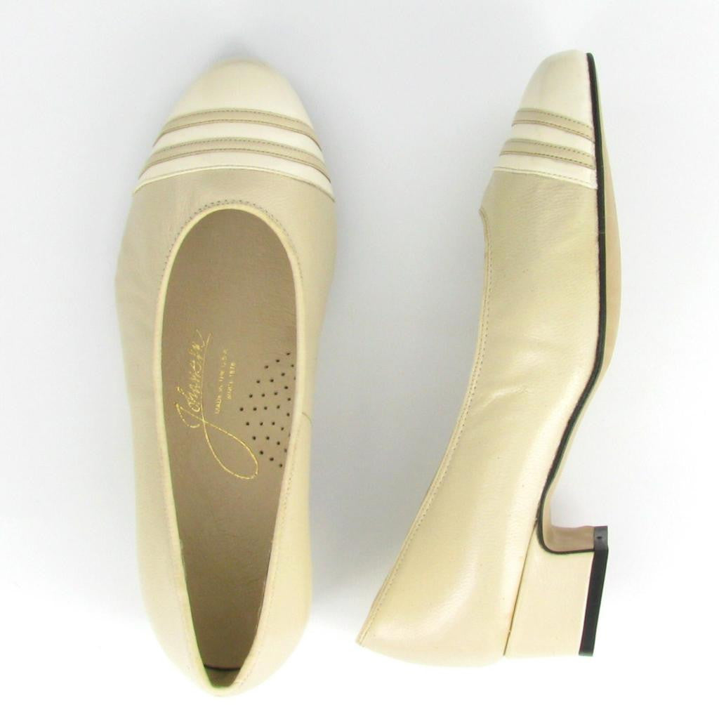 GLORIA, BoneLeather/Bone Patent