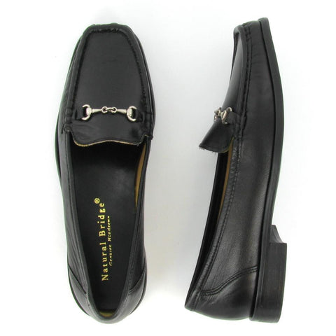 Moc - GUCCI - Black Leather