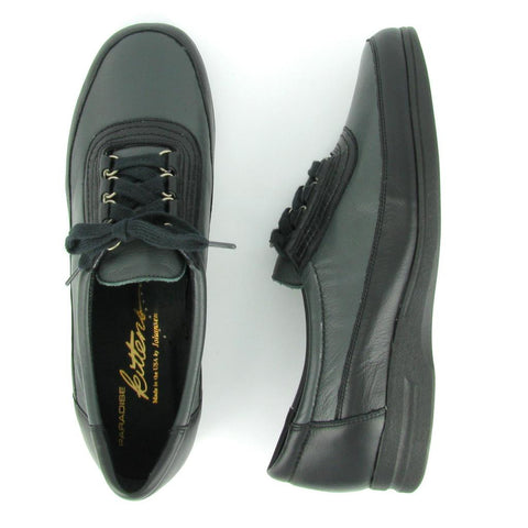 LO-TIDE -  Black/ Grey Leather