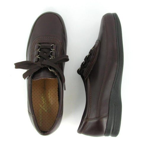 LO-TIDE/ EBB -TIDE - Brown Leather