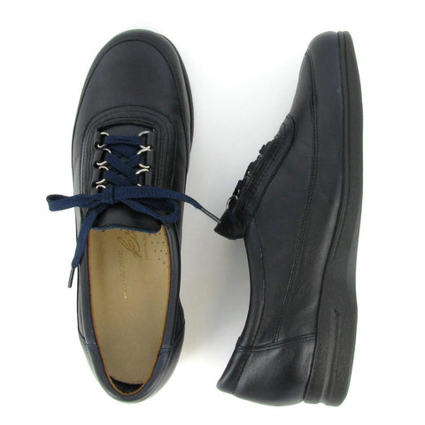 LO-TIDE - Navy Leather