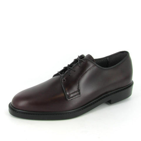 SENATOR - 1011-832-Oversized - Burgundy Leather Oxford