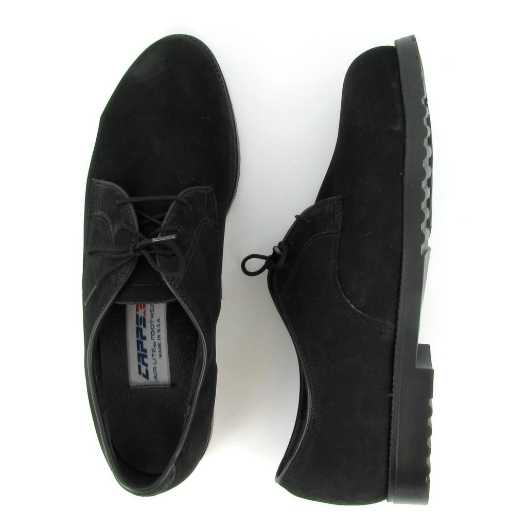 PATCH - ST, Black NuBuck