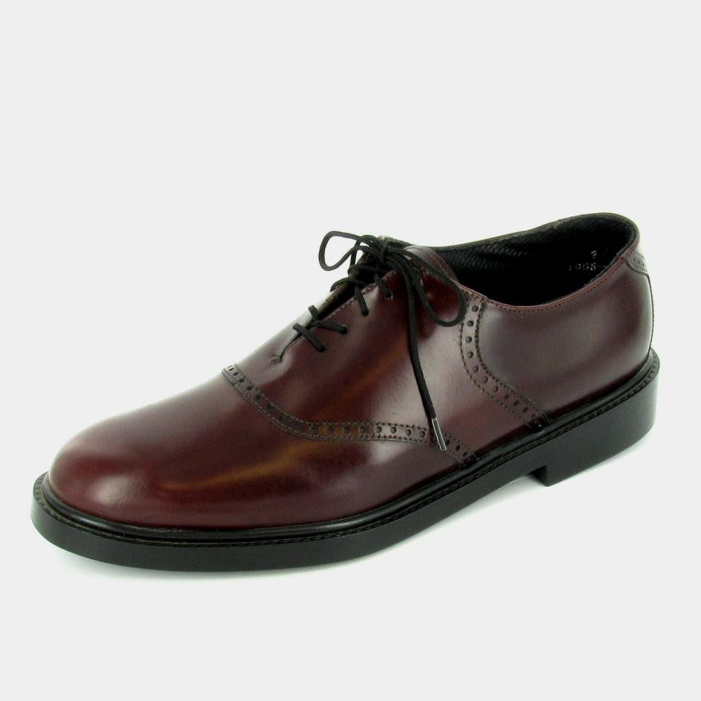 VINTON-1008-832, Burgundy Leather