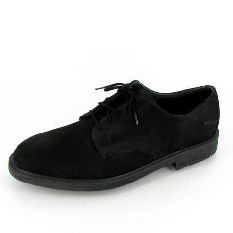 SALEM - STEEL TOE - Soft Black NuBuck
