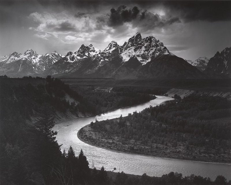 Ansel Adams Photograph 'The Tetons and the Snake River' (1942), Ansel Adams Trust