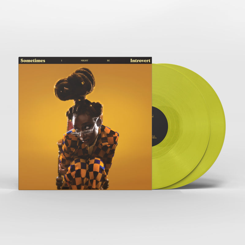 Sometimes I Might Be Introvert [YELLOW] Vinyl LP