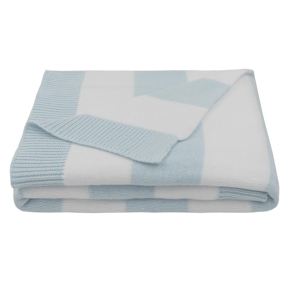 Cotton%20Knitted%20Pram%20Blanket%20-%202%20Colour%20Options