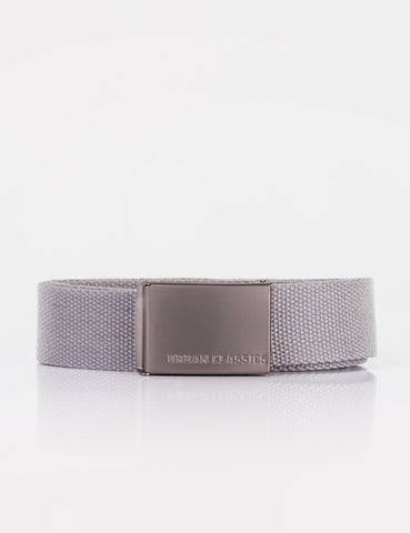 Canvas Belts TB305  Grey