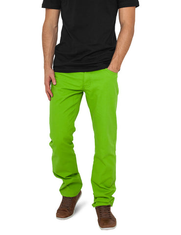 5 Pocket Pants TB266 Green