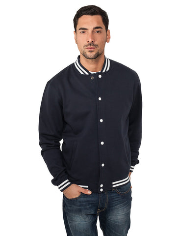 College Sweatjacket TB119 Navy