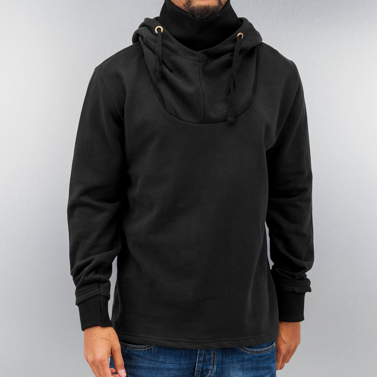 Just Rhyse Ninja Hoody  Black