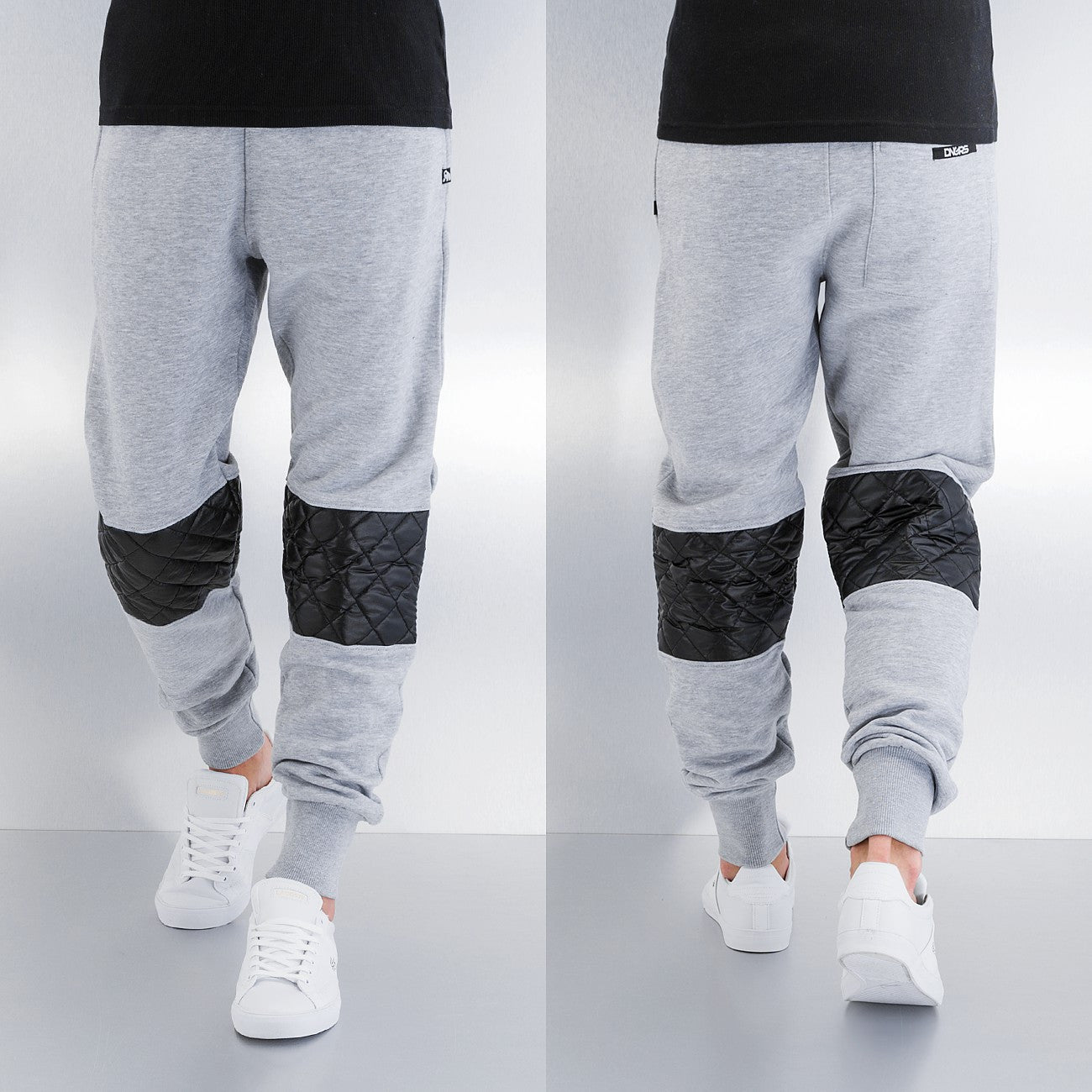 Dangerous DNGRS London II Sweat Pants  Grey