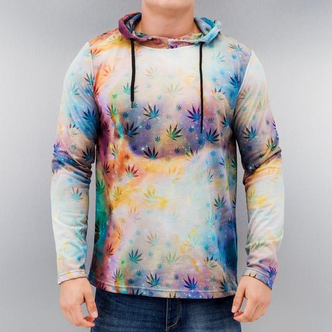 Just Rhyse Hemp Vs Galaxy Hoody  Multi