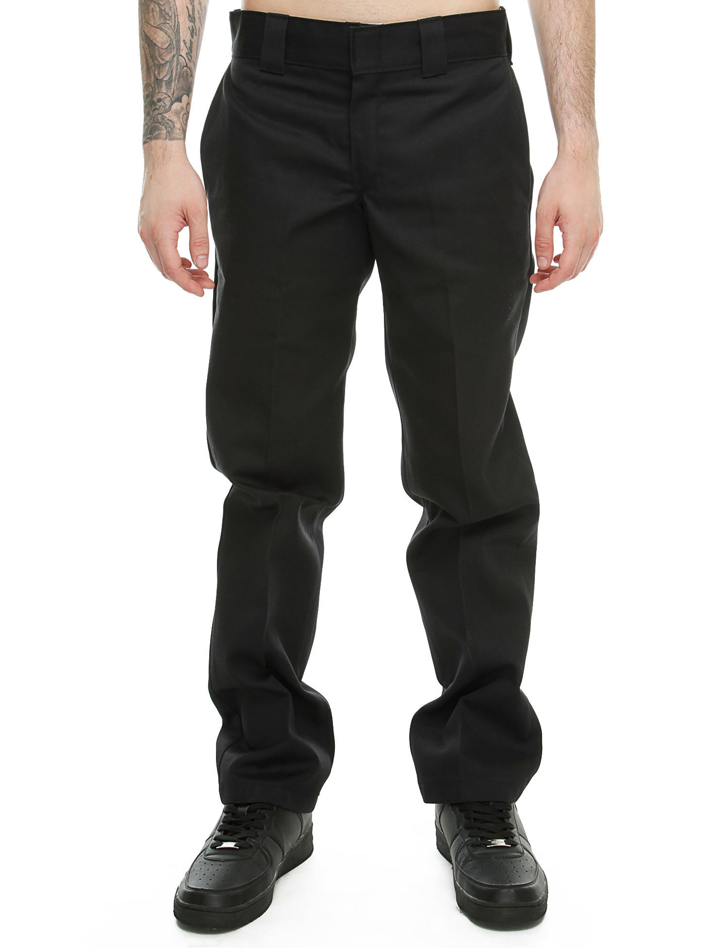 Dickies Slim Straight Work Pant WP873 Black