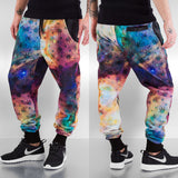 Just Rhyse Weed Sweat Pants  Multi