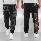 Just Rhyse Revolution Sweat Pants  Black