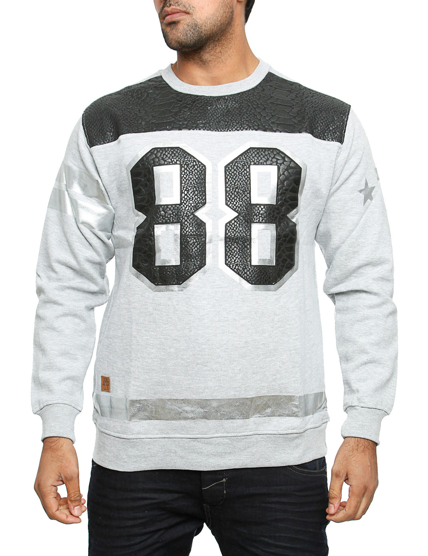 Imperious 88 Crewneck Sweatshirt Grey