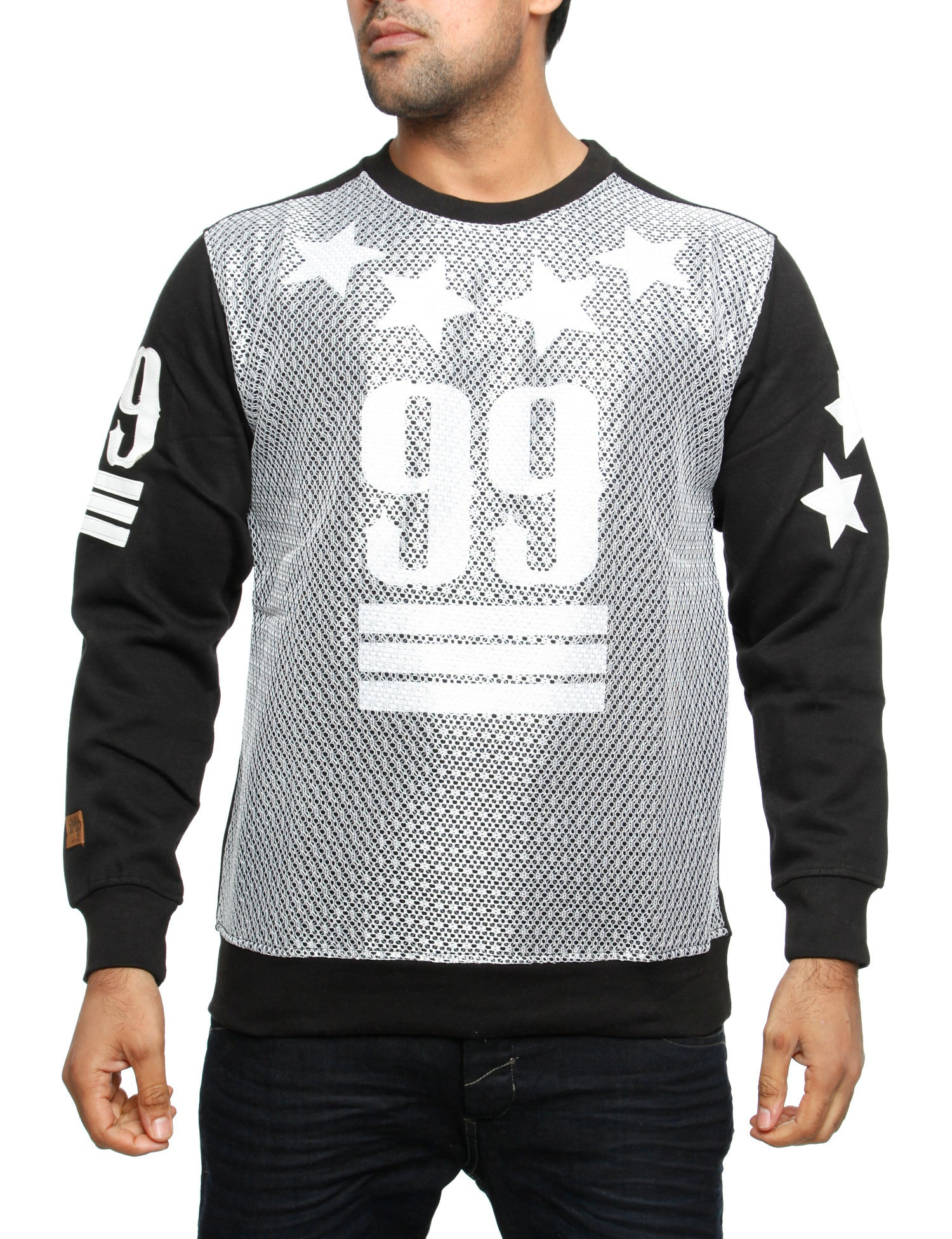 "Imperious CS60 ""99"" Crewneck Sweatshirt Black"