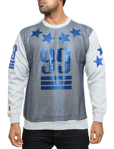 "Imperious CS60 ""99"" Crewneck Sweatshirt Grey"
