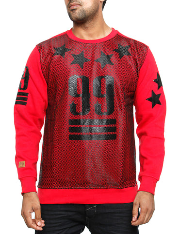 "Imperious CS60 ""99"" Crewneck Sweatshirt Red"