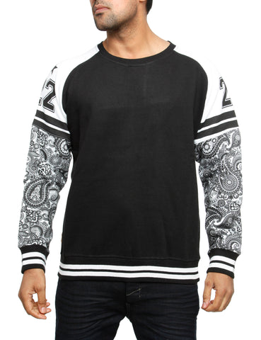 Imperious CS80 2 Fer Sleeve Sweatshirt Black