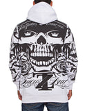 Townz RWD-189A Hoody White